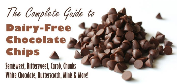 Dairy-Free Chocolate Chips: Your Complete Guide to All Varieties