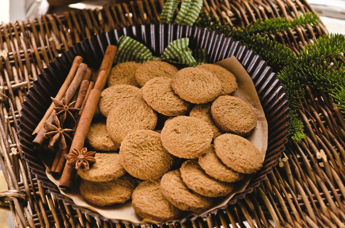 Dairy-Free Gingersnaps Recipe - A Classic Cookie with Optional Lemon Glaze