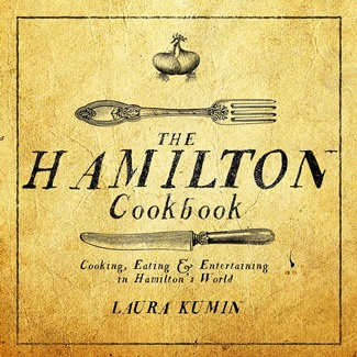 The Hamilton Cookbook by Laura Kumin w/ Sample Recipe for Dairy-Free, Gluten-Free Chocolate Puffs
