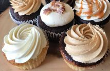 Sugar Whipped Baker in Lititz, PA offers many Gluten-free and Vegan Cupcakes