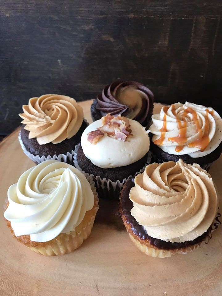 Sugar Whipped Bakery in Lititz, PA offers many Gluten-free and Vegan Cupcakes