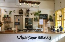 Wholesome Bakery in San Francisco is baking up guilt-free sweet treats made without gluten, eggs, dairy, or soy!