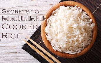How to Make Rice - The Foolproof Recipe to Fluffy Grains plus Low-Arsenic Tips!