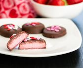 Strawberry Patties: A Chocolate-Covered Treat that's Pretty in Pink
