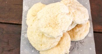 Classic Dairy-Free Sugar Cookies Recipe - A family favorite for holiday, birthday, and school parties (nut-free and soy-free)