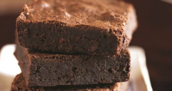 Sweetheart Dark Chocolate Brownies Recipe