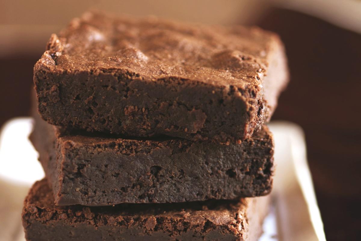 Sweetheart Dark Chocolate Brownies Recipe