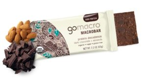 GoMacro Bar Reviews and Info - vegan, gluten-free