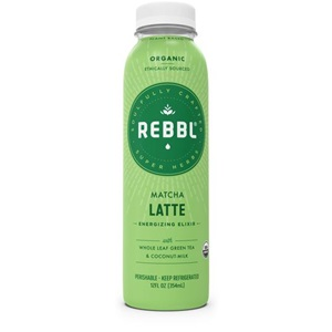 REBBL Elixirs are Super Herb Powered Coconut Milk Beverages. Reviews and Info for this dairy-free, plant-based line.