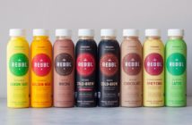 REBBL Elixirs Review and Info - Super Herb Powered Dairy-Free, Soy-Free Coconut Milk Beverages (vegan options)