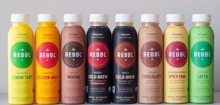 REBBL Elixirs Get an Immunity Boost to Adapt with the Times