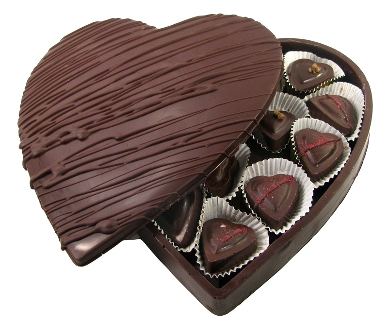 Guide to the Best Dairy-Free Valentine Chocolate: Over 20 Chocolatiers with Vegan, Gluten-Free, Food Allergy-Friendly, Organic, Fair Trade and more! Pictured: Chocolate Inspirations