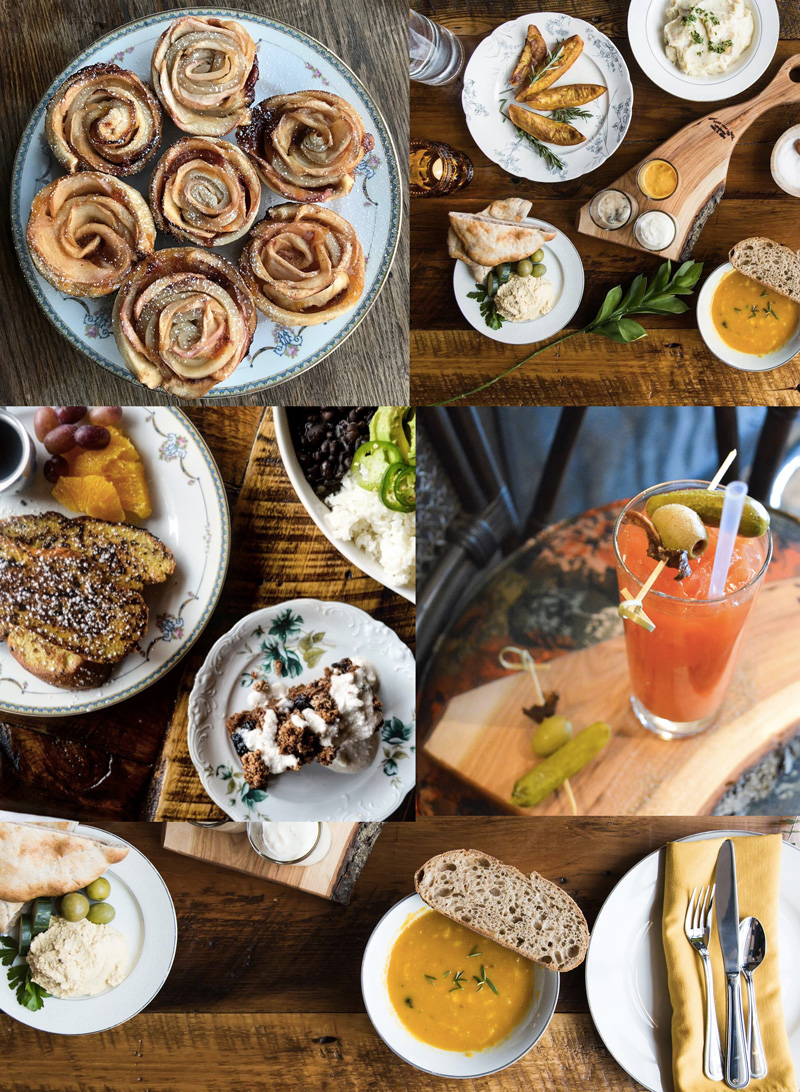 Fig + Farro is serving up small plate plant-based comfort food with globally inspired flavors