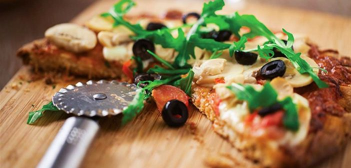 Veggie Pizza Focaccia Bread that's Deliciously Cheese-Free!