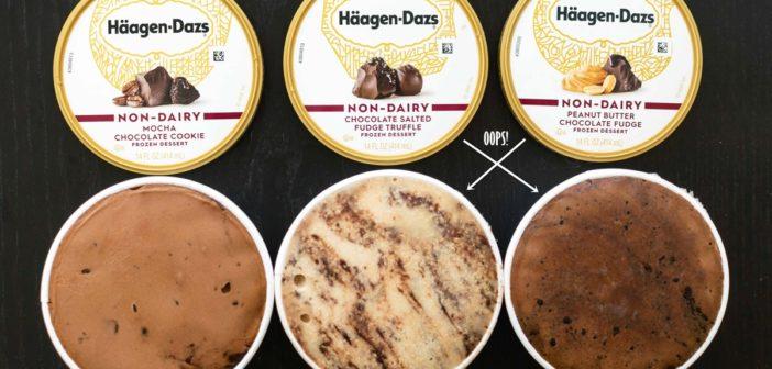 Haagen Dazs Non-Dairy Frozen Dessert: Pints of Unparalleled Decadence