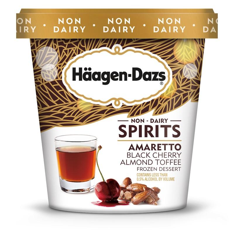 Haagen Dazs Non-Dairy Frozen Dessert - Ingredients, Allergen Info, Tasting Notes & More for each Dairy-Free, Vegan Pint!