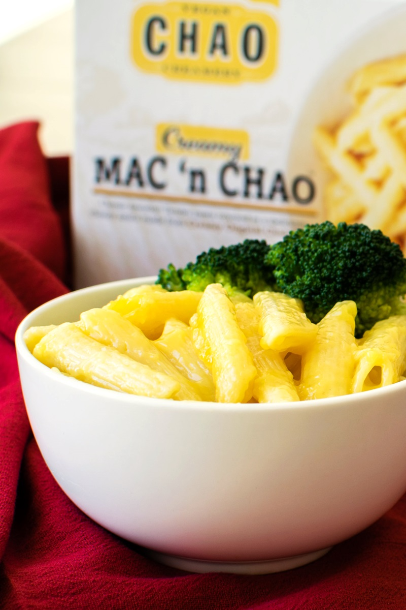 Field Roast Mac 'n Chao (Review) - Vegan, Dairy-Free Mac and Cheese Freezer Meals