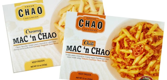 Field Roast Mac 'n Chao is a Cheesy Vegan Freezer Meal