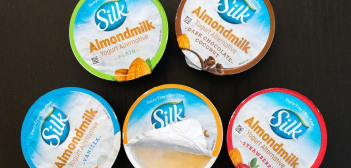Silk AlmondMilk Yogurt is More Than a Dairy Alternative