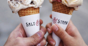 Salt & Straw is scooping up unique dairy-free ice cream flavors from all of their locations in PDX, CA, and Seattle!