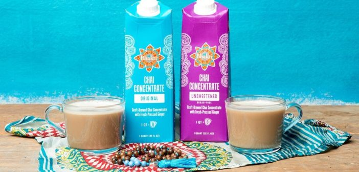 Bhakti Chai Concentrates to Spice Up Your Dairy-Free Latte