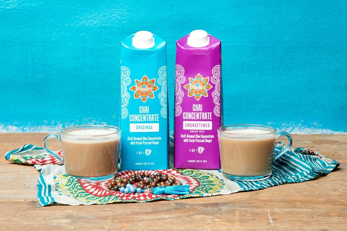 Bhakti Chai Concentrates Review - Natural Chai Tea Concentrates with a Gingery Punch (dairy-free, vegan, gluten-free and allergy-friendly)