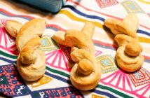 Bunny Biscuits! A Sweet Cinnamon Recipe (with Savory option) - Dairy-free, Nut-free, Vegan, Easter or Spring Treat