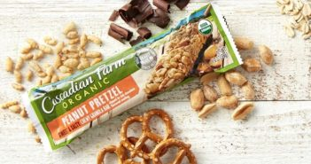 Cascadian Farm Chewy Granola Bars Review - dairy-free varieties