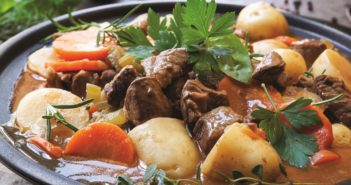 Irish Stew Recipe - a hearty dairy-free, gluten-free classic with an American twist