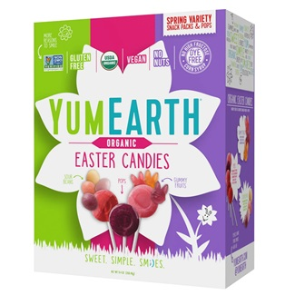 Easter Treats - Round up of Natural, Organic, Vegan, and Allergy-friendly Candy for the Holiday!