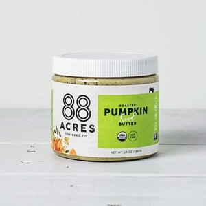 88 Acres Seed Butters Reviews and Info - vegan, gluten-free, top allergen-free