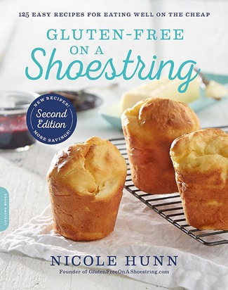 Gluten-Free on a Shoestring (2nd edition) by Nicole Hunn