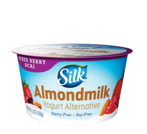 Silk AlmondMilk Yogurt Alternative (Review) - Dairy-free, Soy-free, Vegan and a Sweet Ingredient List