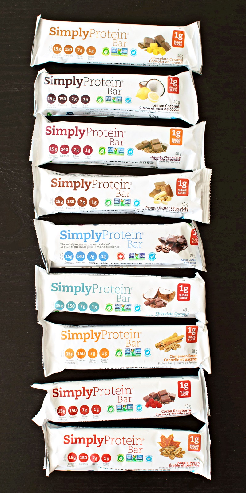 SimplyProtein Bars Review - All 9 Dairy-Free, Vegan, High-Protein, Insanely Low Sugar Flavors