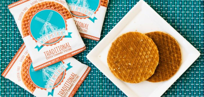 Sweet Amsterdam Stroopwafels are Authentically Free of Dairy and Gluten