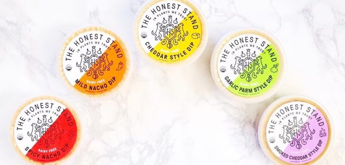 The Honest Stand Dairy Free Dips are Oh-So Cheesy