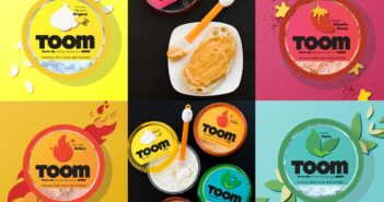 Toom Dips (Review) - Amazing Dairy-free, Gluten-free Flavor in Original Garlic, Pesto, Buffalo, and Honey Chipotle