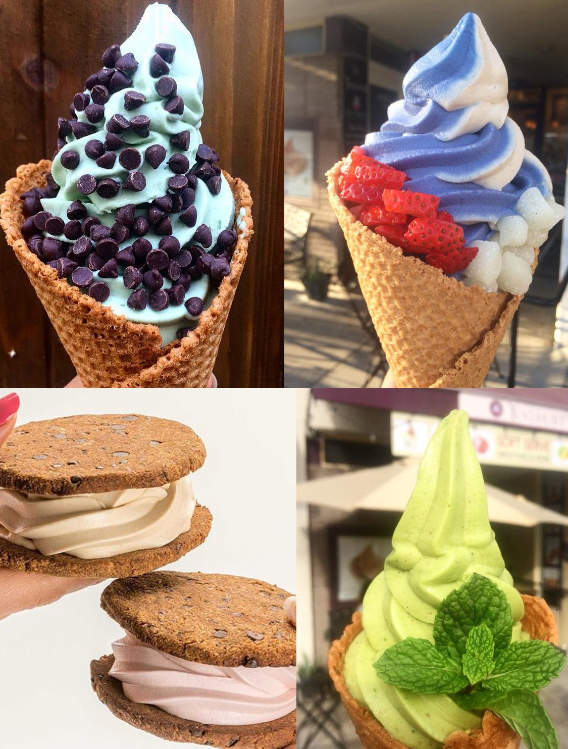Yoga-urt is creating a zen space to enjoy dairy-free soft serve!