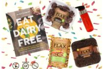 Gluten-Free Dairy-Free Giveaway with Flax4Life and Eat Dairy Free