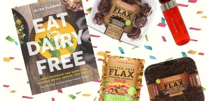 Flash Gluten-Free Dairy-Free Spring Giveaway with Flax4Life