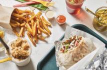 Goldie Falafel is a vegan falafel shop in Philly!