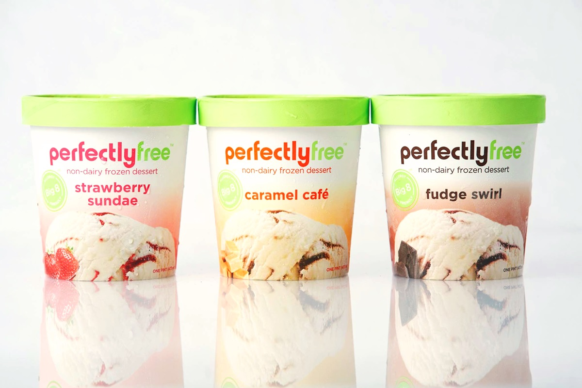 New PerfectlyFree Frozen Dessert Pints! Dairy-free, Allergy-friendly, Vegan Ice Cream!