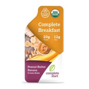 Complete Start Breakfast Protein Shake Reviews and Info - 3 dairy-free, plant-based varieties.