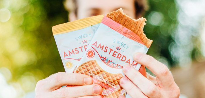 Sweet Amsterdam Stroopwafels Now in 3 Dairy-Free, Gluten-Free Flavors