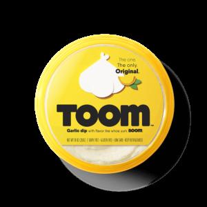 Toom Dips (Review) - Amazing Dairy-free, Gluten-free Flavor in Original Garlic, Pesto, Buffalo, and Honey Chipotle