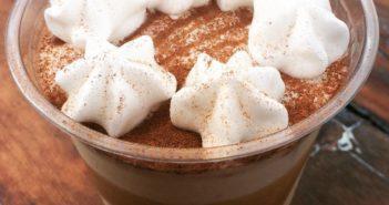 Milky Way Shakes is an all-vegan milkshake trailer in Austin, TX. They also make vegan meringues!