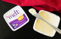 Melt Organic Buttery Spread (Probiotic!) - Good Omega ratio, Certified Organic, Fair Trade, Dairy-Free, Soy-Free, and no Pea Protein