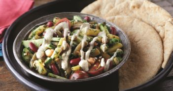 Middle Eastern-Inspired Bean Salad