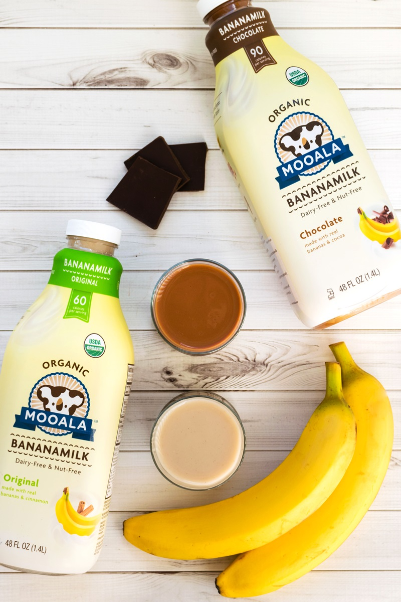 Mooala Bananamilk (Review) - Plant-based, Dairy-free, Top Allergen-free Organic Milk Beverage made from Bananas and Sunflower Seeds