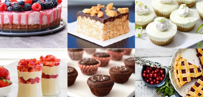 15 Dairy-Free Memorial Day Desserts That Will Perfect Your Potluck